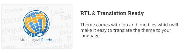 RTL and Translation Ready